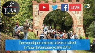 Cyclisme,Tour de Vendée 2018 :  Nico Denz s'impose