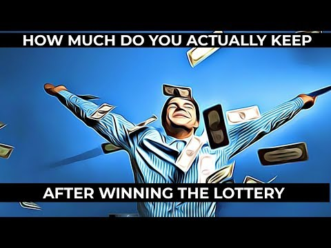 Lottery Winners Hosed |  How Much Do You Owe In Taxes |