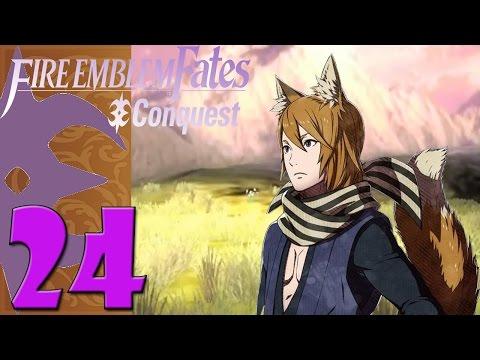 """fire-emblem-fates-conquista ragna-español parte-24-""""tierra-de-zorros"""""""