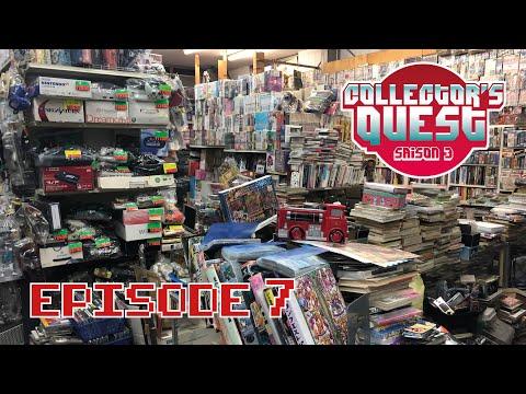 Collector's Quest Saison 3 au Japon (Ep.7) chez Jironosuke (à Tokyo)