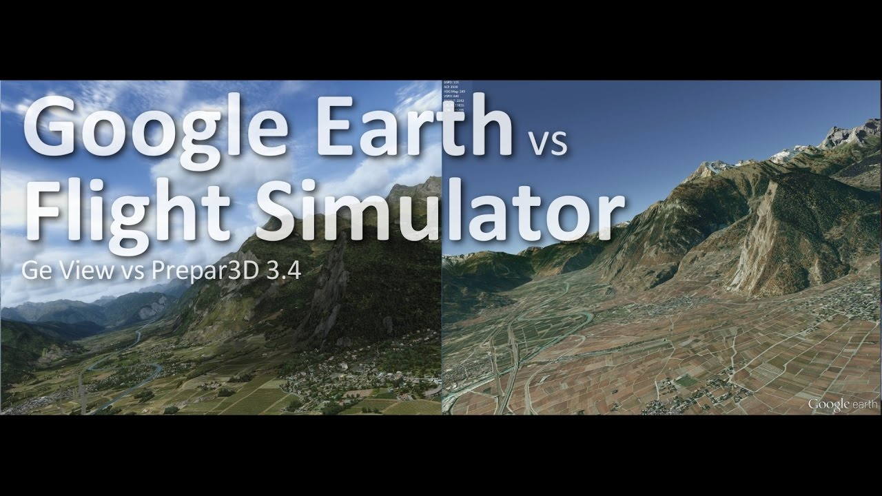 Linking Google Maps to P3d v4  - Photo Scenery Support Forum
