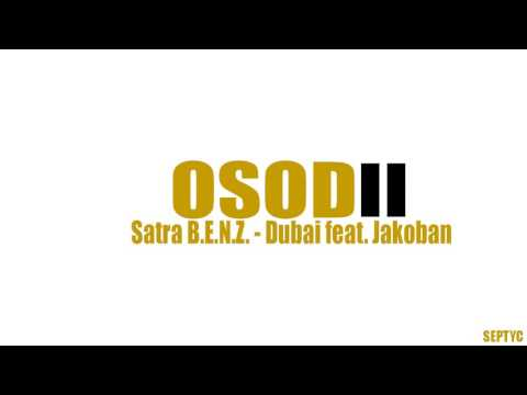 Satra B.E.N.Z. - Dubai feat. Jakoban (Audio)(BASS BOOSTED)