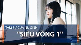 Nữ sinh Việt Nam có vòng 1 khủng - Số đo 110