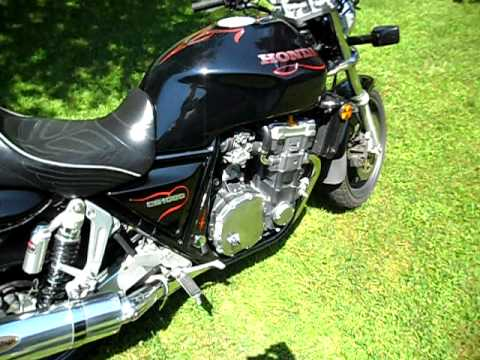 1994 honda cb1000 youtube. Black Bedroom Furniture Sets. Home Design Ideas