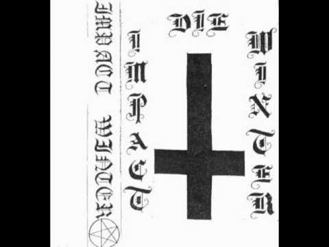Impact Winter - Infernal Ascent (1995) (Raw Underground Black Metal Australia)