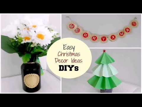 Christmas Wall Decoration Ideas Pinterest