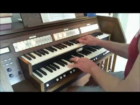 Let It Be Said of Us - ORGAN Solo