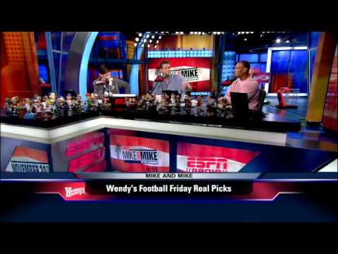 Mike And Mike: Football Friday Picks