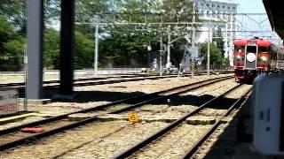あの夏で待ってるラッピング電車出発式.wmv あの夏で待ってる 検索動画 42