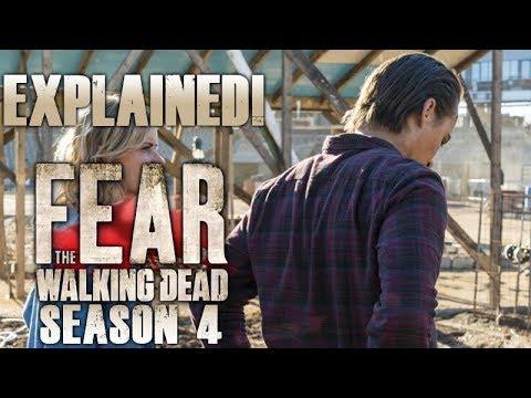 Fear The Walking Dead Season 4 - That Major Character Death Explained!