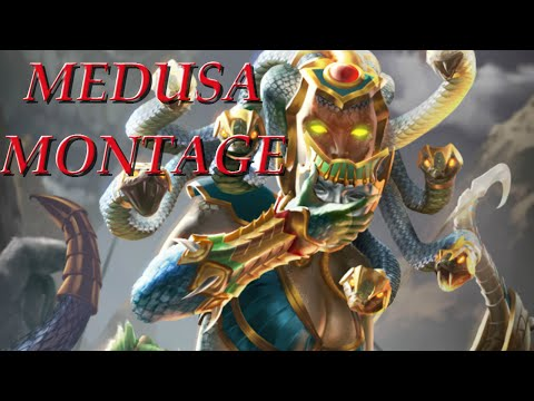 SMITE | Medusa Montage