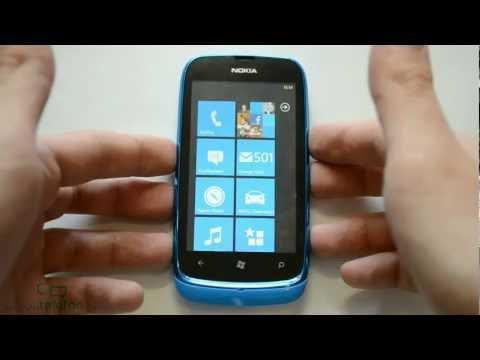 Обзор Nokia Lumia 610 (review)