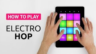 ELECTRO-HOP | DRUM PAD MACHINE