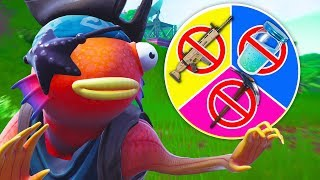 WHEEL of CHALLENGES in Fortnite