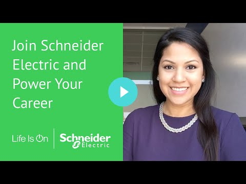 Join Schneider Electric And Power Your Career