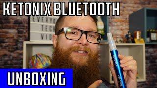 Ketonix Breath Analyzer Bluetooth Model Unboxing