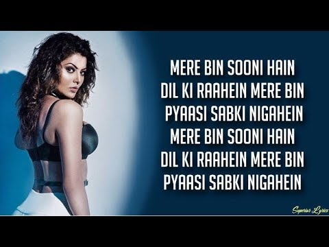 Aashiq Banaya Apne - Hate Story 4 (Lyrics) | Urvashi Rautela |Himesh Reshammiya | Neha Kakkar