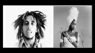 Bob Marley Ft. Erykah Badu | No More Trouble