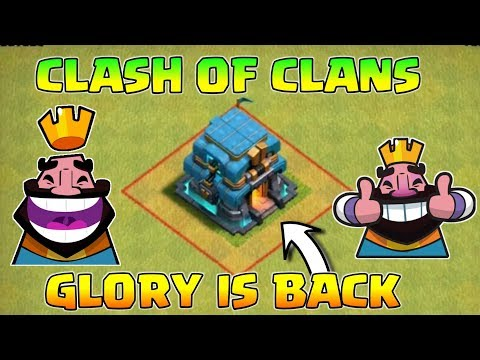 is Clash Of Clans Glory Back Because Of Town Hall 12? | Clash Of Clans June 2018 Update