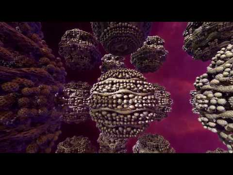 Flight through BulbBox fractal