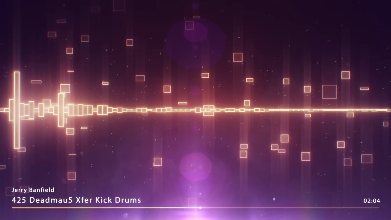 425 Deadmau5 Xfer Kick Drums! Song #13 - YouTube