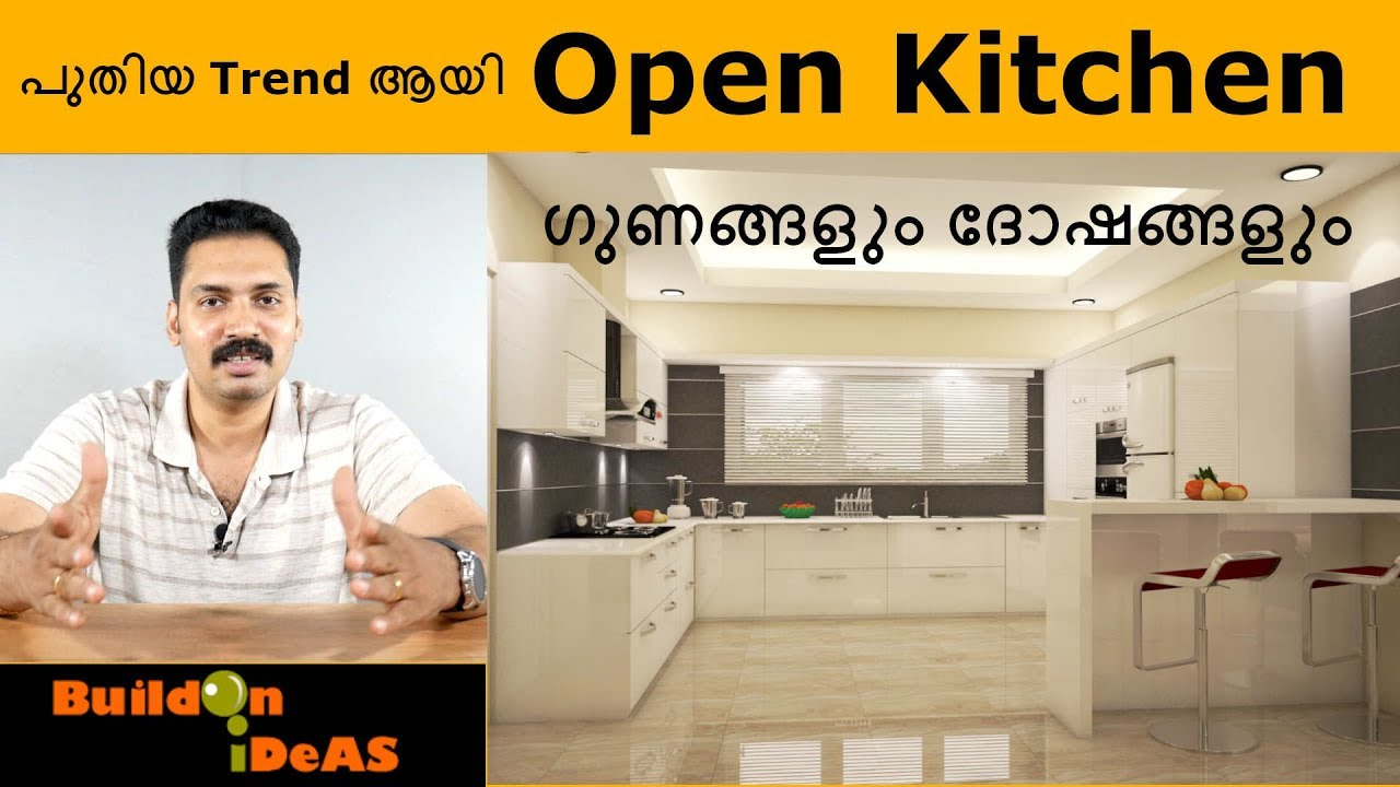 Open Kitchen the New Trend | Pros and Cons
