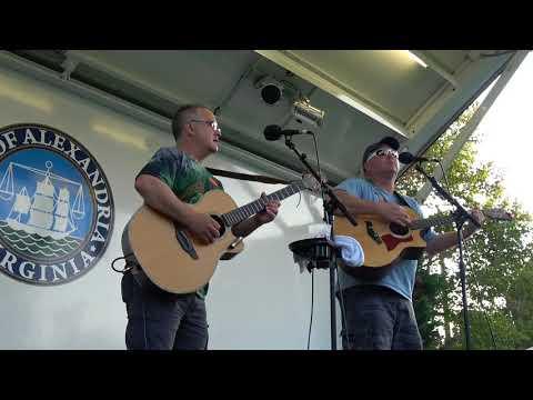 #Irishfest in #oldtownalexandria - #Irishsong duet p.3