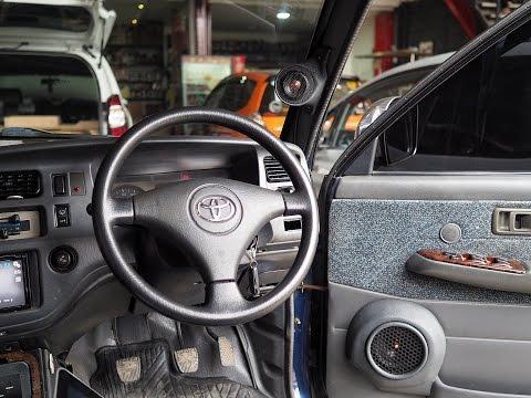 Modifikasi Audio Mobil Toyota Kijang Sound Quality by Cliport-Audio