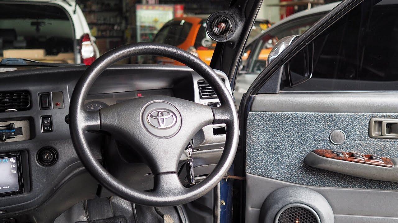 Modifikasi Audio Mobil Toyota Kijang Sound Quality By Cliport Audio