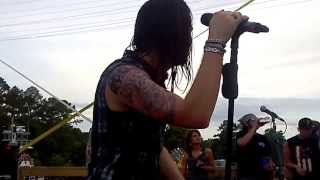 Saliva Rest in Pieces live at the Boathouse Myrtle Beach