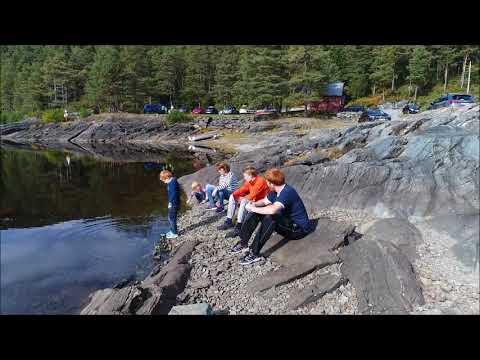 Storavatnet. Dronefilm frå Osterøy