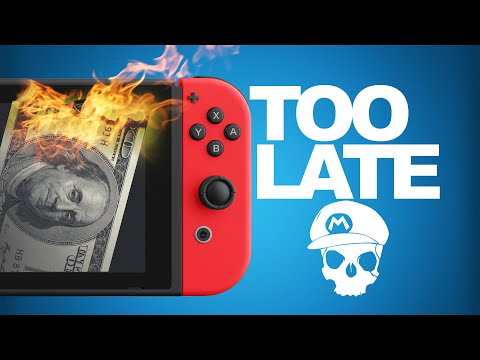 Sell your Nintendo Switch (before it's too late)