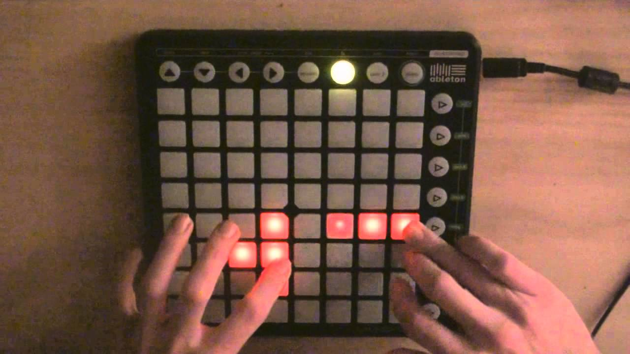 Skrillex - First of the Year (Equinox) Launchpad Cover
