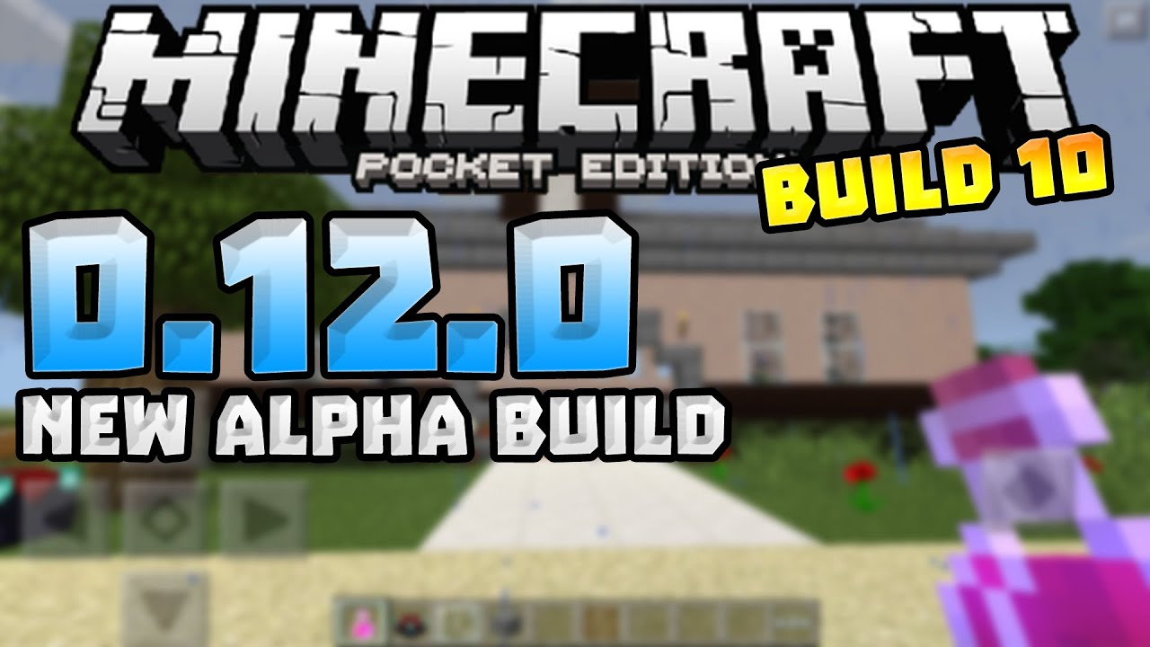 New updated sounds alpha build 10 for Modern house minecraft pe 0 12 1