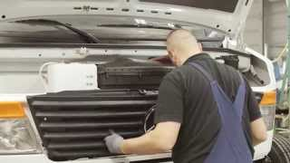 #4 2015 Mercedes Benz Vario Production Виробництво Мерседес Варіо 2015