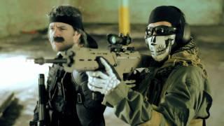 Modern Warfare 2 meets Metal Gear Solid - part 3