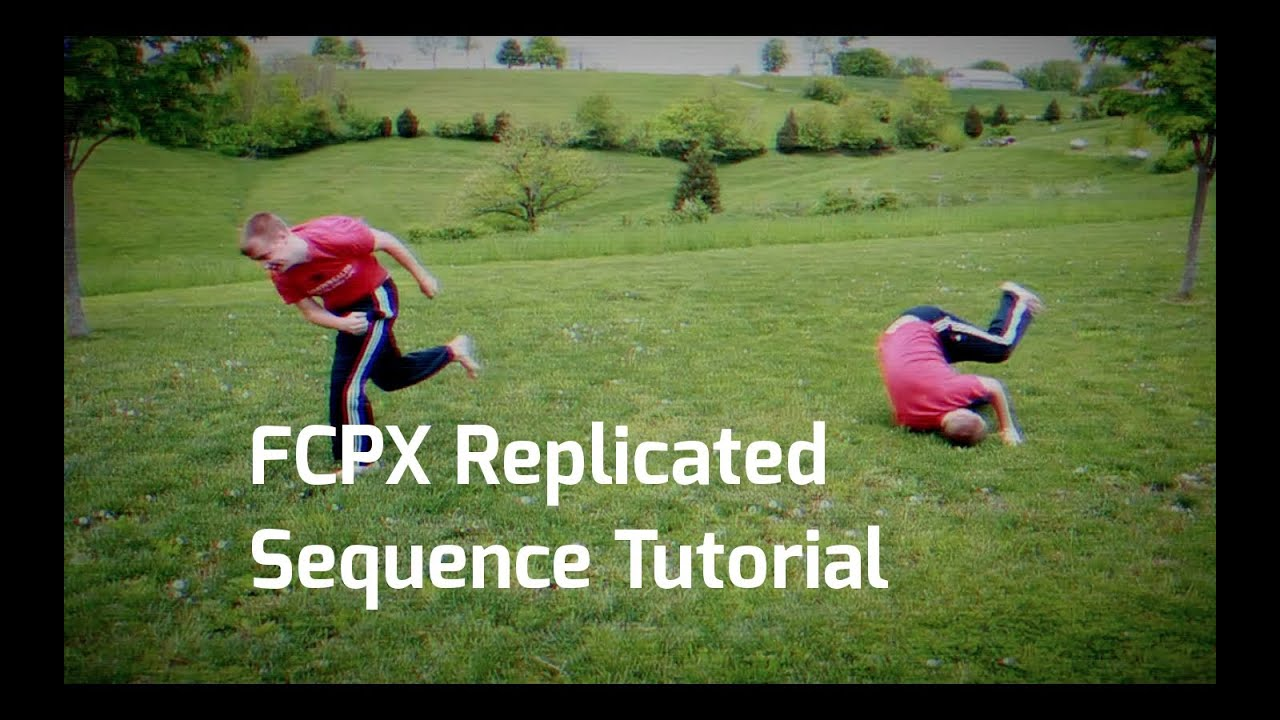 final cut pro x how to make 15fps efffect