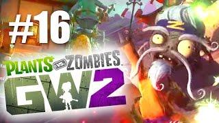 НИНДЗЯ-КАРАТИСТ! #16 Plants vs Zombies: Garden Warfare 2 (HD) играем первыми