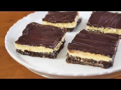 Nanaimo Bars | Classic Canadian Dessert 🇨🇦