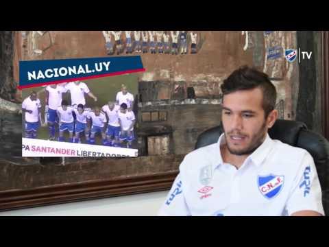 Entrevista a Álvaro González, nuevo futbolista del Decano