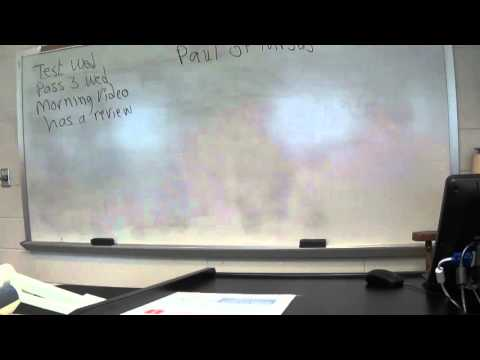 World HIstory Chapter 5 & Review Afternoon 10 5 15