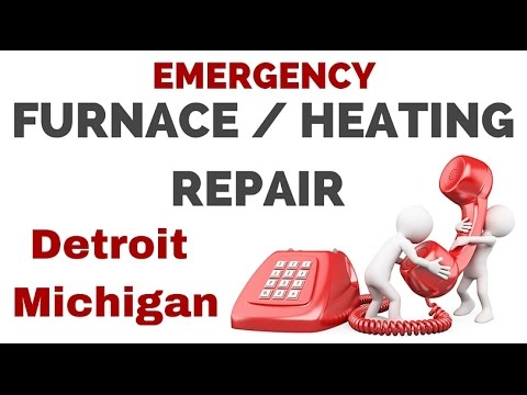 Fast Emergency Home Furnace Repair Service Detroit ...