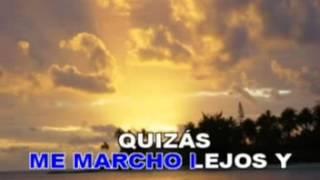 KARAOKE-Ivan Cruz-Se que me engañaste un dia (Delehurax)