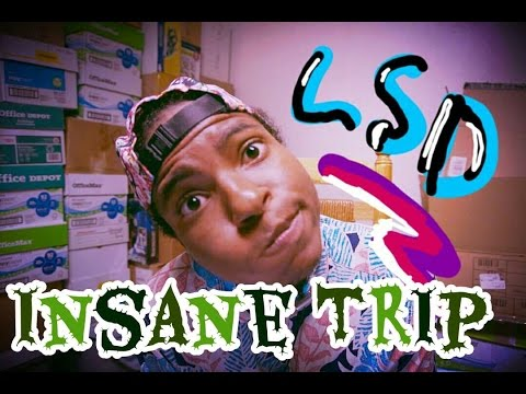 Insane LSD ACID Trip Report
