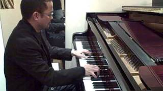 if ever i would leave you solo piano John Florencio
