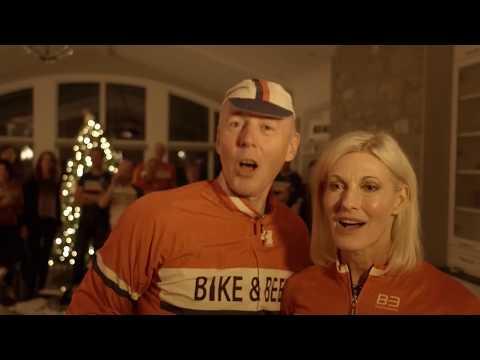 Invitation to Dan Lloyd from Ottawa's Bike & Beer group
