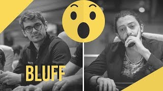 Igor Kurganov Explains Bluff Against Fedor Holz in Super High Roller