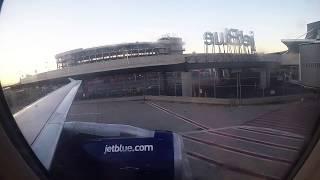 jetBlue A320 Takeoff