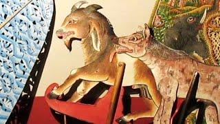 Le Renard et Le Bouc - Les Fables de Jean de La Fontaine - Animal Puppet [HD]