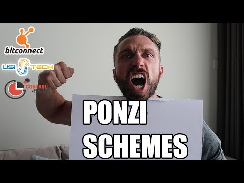 Ponzi Schemes What & How The Heck To Win!